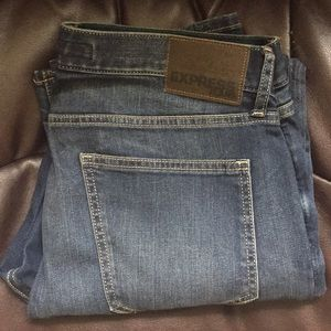 Express Rocco Slim Fit Jeans